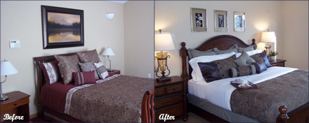 Affordable Decors - premier home staging in Breckenridge, Colorado