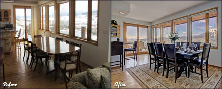 Affordable Decors, Home Staging in Summit County, CO