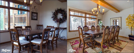 Affordable Decors - Home Staging in Vail, Colorado