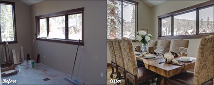 Affordable Decors, Home Staging in Breckenridge, Colorado