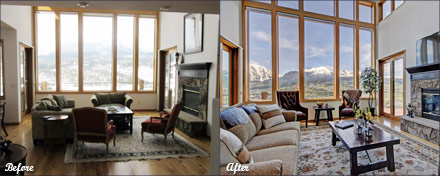 Affordable Decors, Home Staging in Eagle County, CO