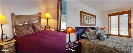 Affordable Decors, Home Staging and Interior Design in Summit County, Colorado